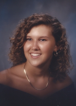Westminster Academy, Fort Lauderdale, Florida – Senior Portrait circa 1993